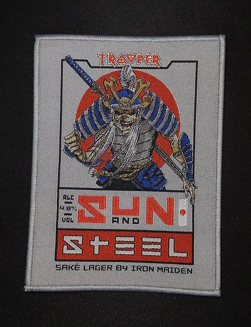 Iron Maiden -  Sun And Steel