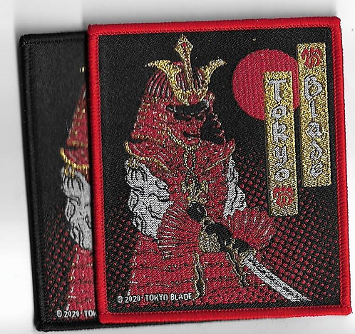 Tokyo Blade Woven Patch