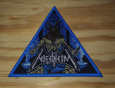 Nifelheim Woven Patch