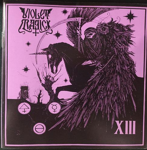 Violet Magick CD