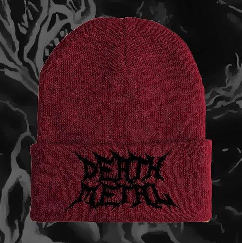 Death Metal-Beanie