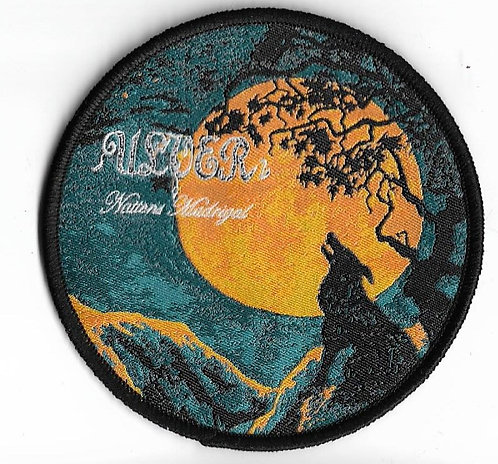 Ulver Woven Patch