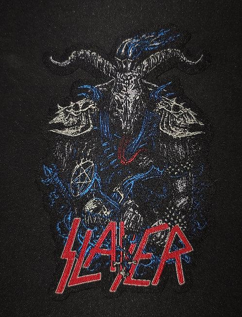 Slayer Shaped Patch