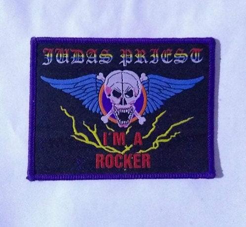 Judas Priest I'm a rocker patch