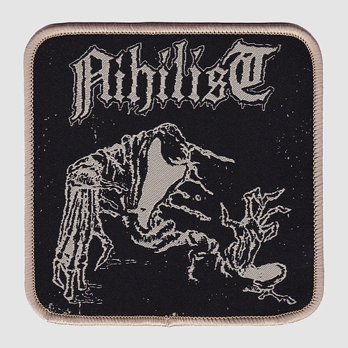 Nihilist Woven Patch