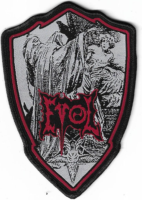 Evol Woven Patch