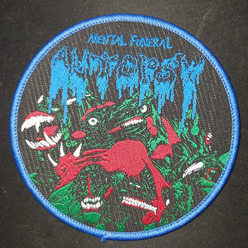 Autopsy Woven Patch