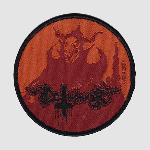 Deathhammer Circle Patch