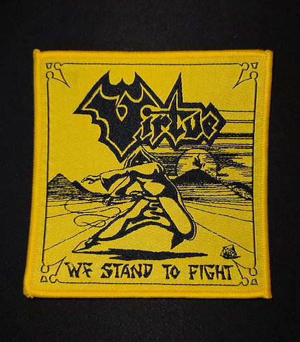 Virtue Woven Patch