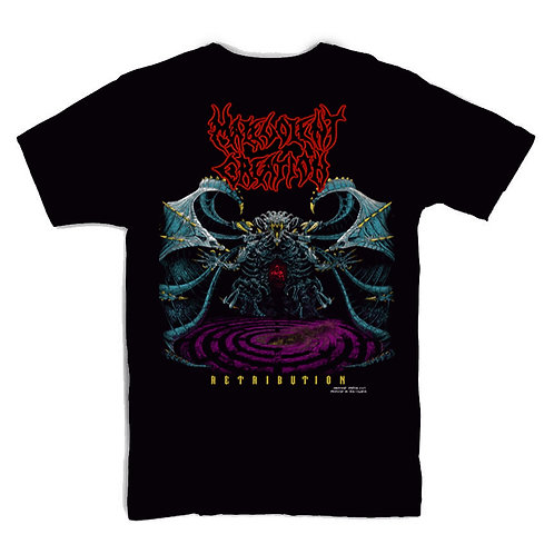 Malevolent Creation Retribution T-shirt
