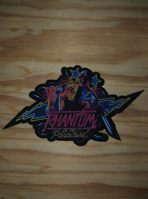 Phantom Of The Paradise Woven Patch