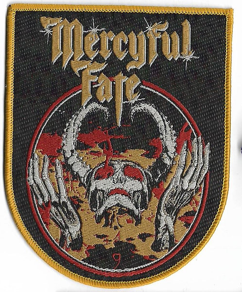 Mercyful Fate 9 Vintage Style