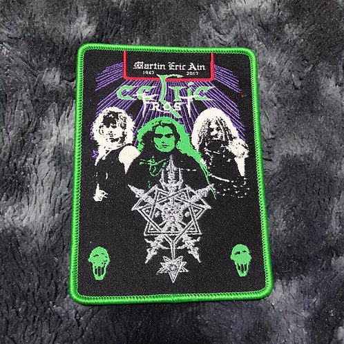 Celtic Frost Woven Patch