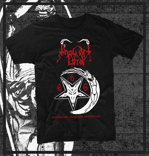 Thou Art Lord - Diabolou Archaes Legeones T-shirt