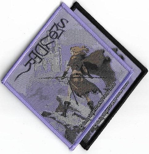 Smoulder WovenPatch