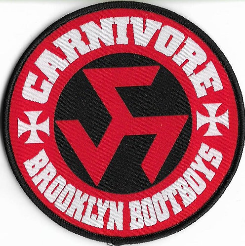Carnivore Woven Patch