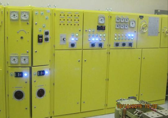 УДО щита управления системой электродвижения