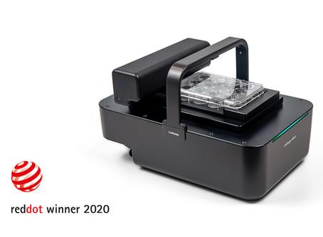 Celloger Mini won Red-dot 2020 design award