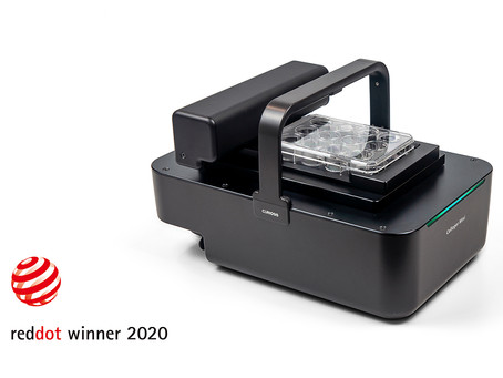 Celloger Mini won Red-dot 2020 design award