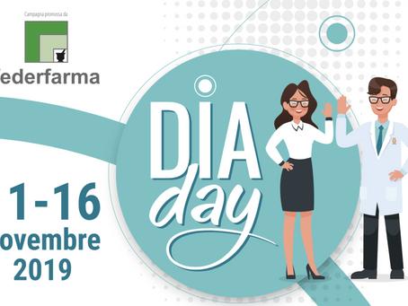 DiaDay 2019: Controllo gratuito Glicemia e aderenza alla terapia per il diabete a Trieste.