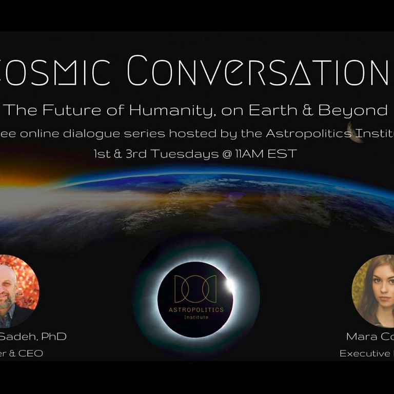 Cosmic Conversations: Governance for a Spacefaring Civilization
