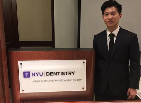 「每月之星」帶給患者暖陽般親切的饒光中牙醫師
