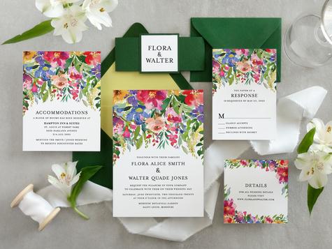 The Flora Suite