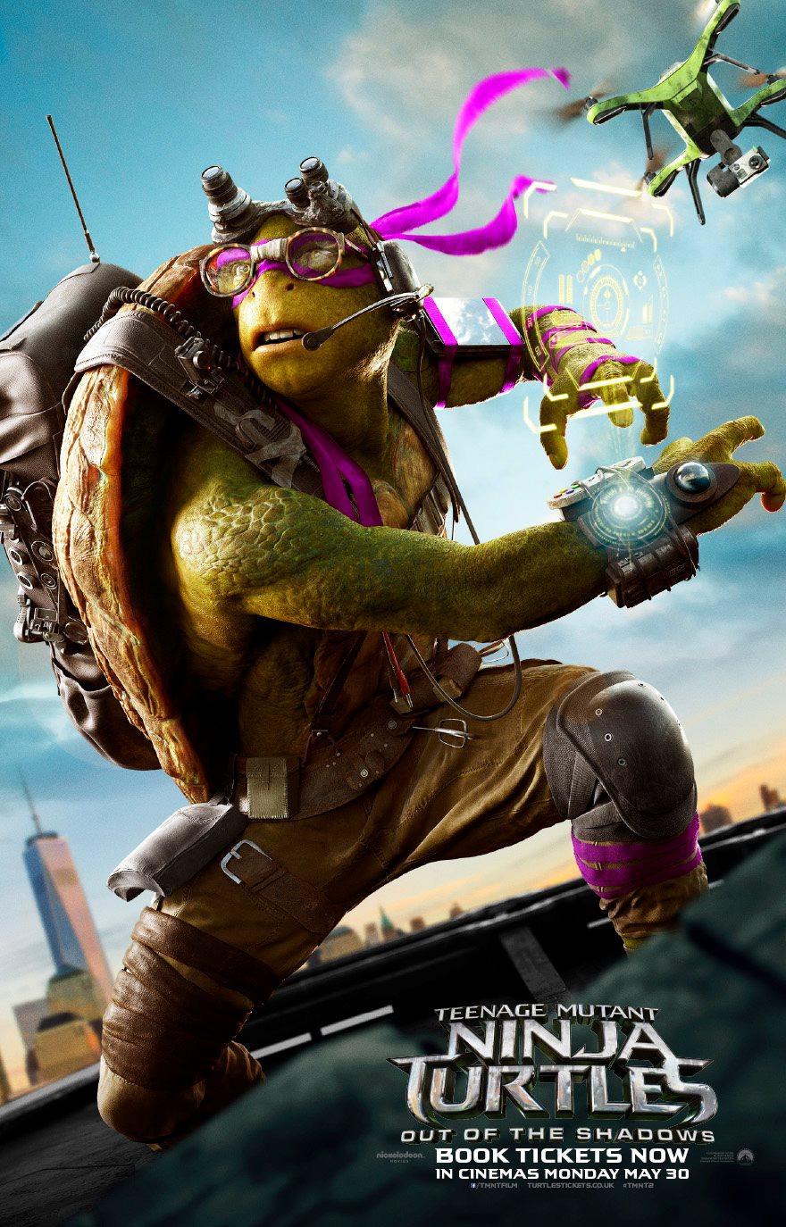 Ninja Turtles 1&2
