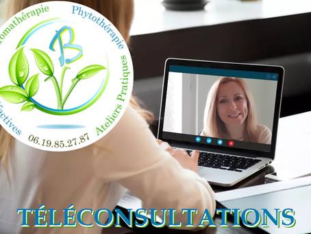 Nouveau : Consultation en Visio !!