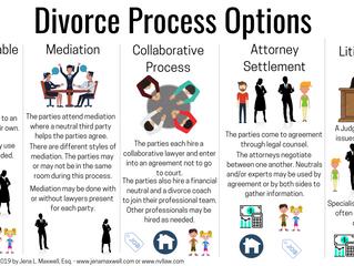 Divorce Options