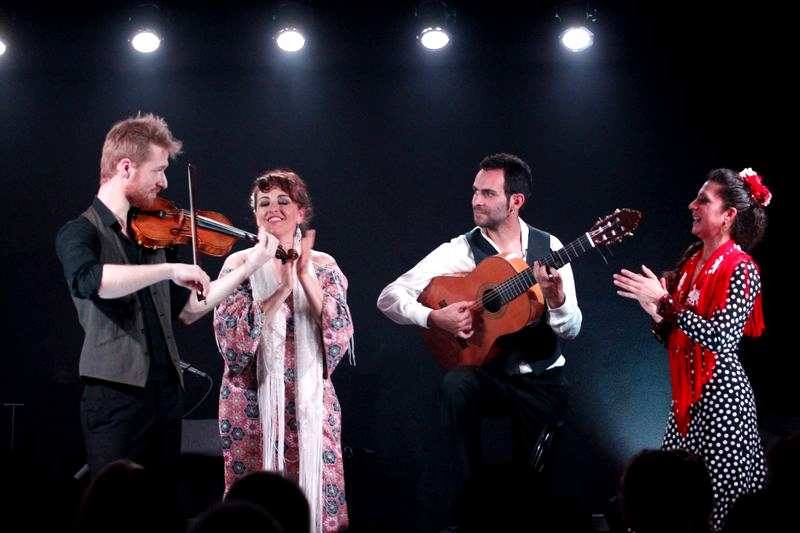 Yolanda Almodovar Flamenco 4tet