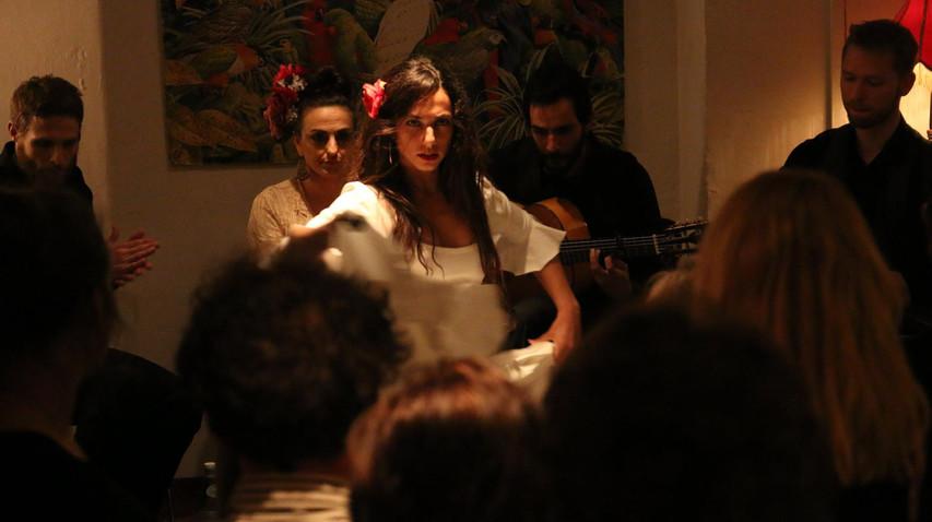 Copenhagen with Rebeca Ortega