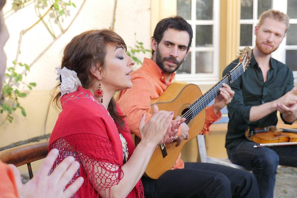 Yolanda Almodovar Flamenco Quartet