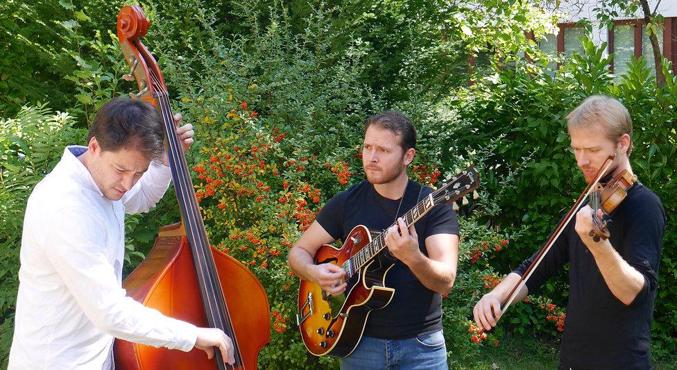 Marc Crofts Trio: Die Ban