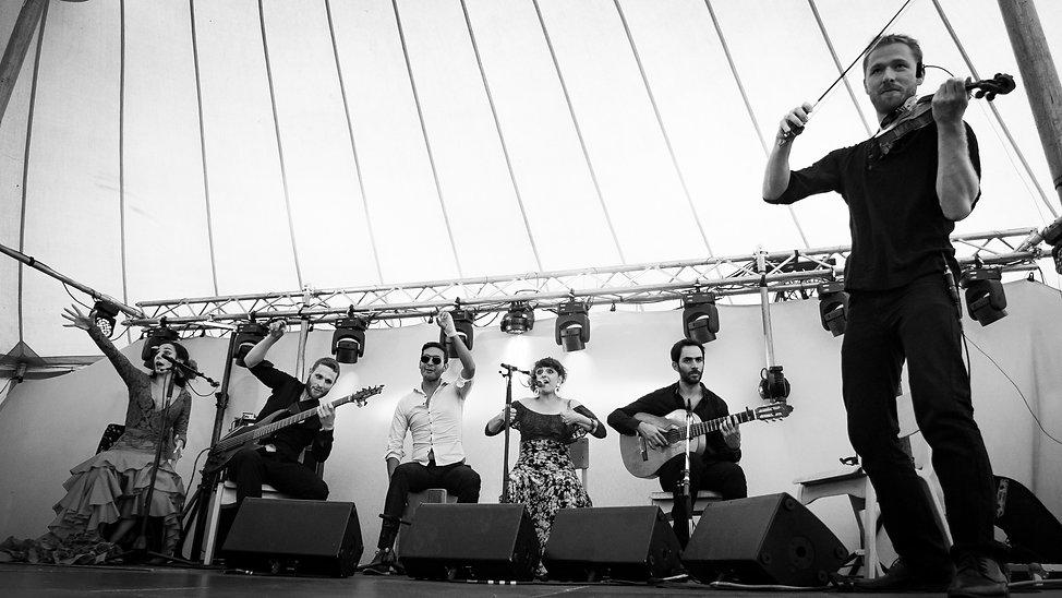 Himmelstorm Festival - Yolanda Almodovar, Rebeca Ortega, Marc Crots, Susann Borg photo