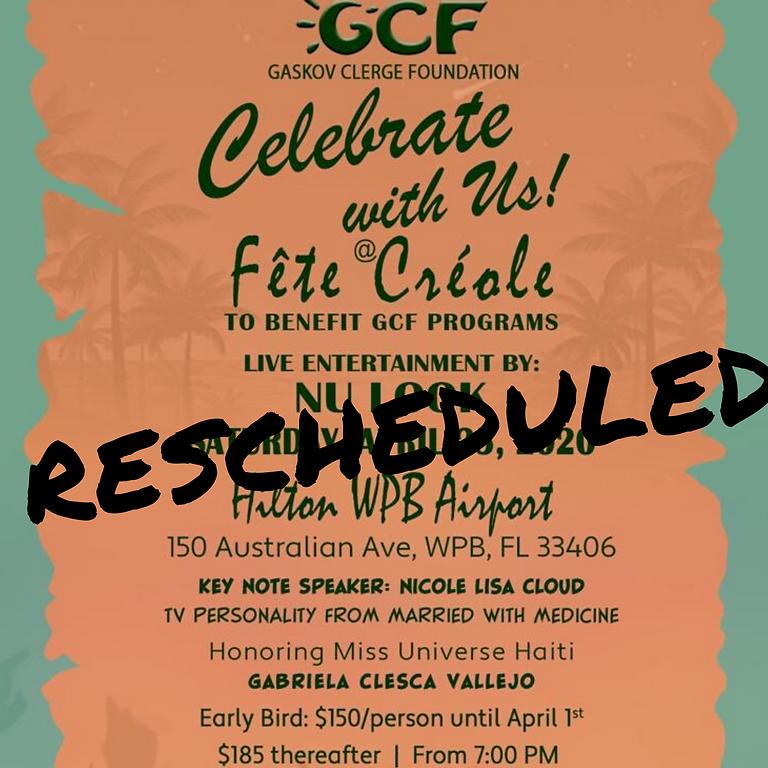 GCF 21st Anniversary Fête Créole