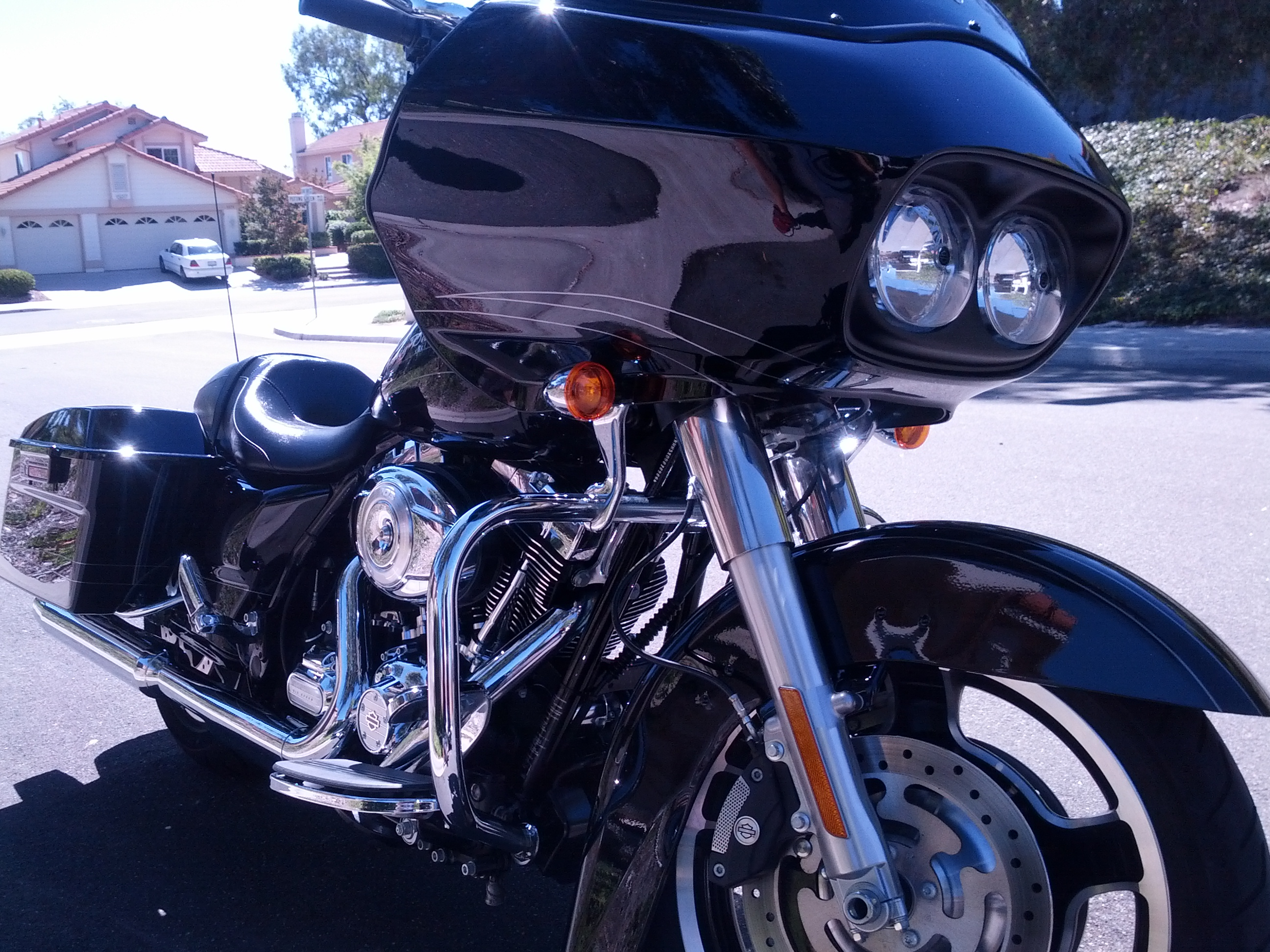 Motorcycle Detailing
