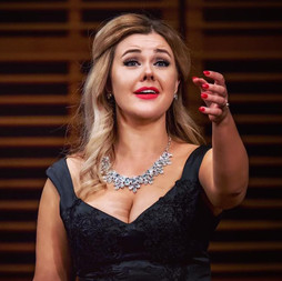 Finals of the 2017 Joan Sutherland and Richard Bonynge Bel Canto Competition