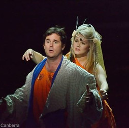 Eurydice in L'Orfeo