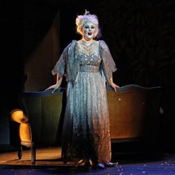 Titania in The Fairy Queen