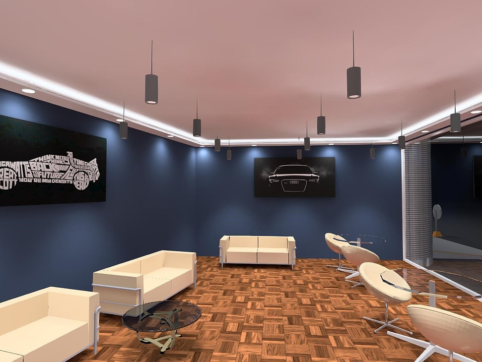 Retail and Hospitality Lighting 10 | Lux Cal