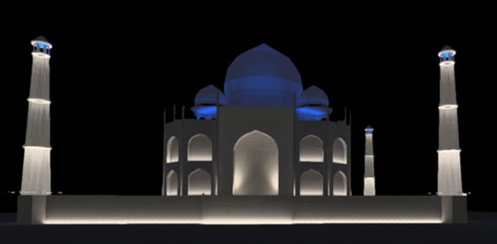 Monuments and Facade Lighting 4 | Lux Cal