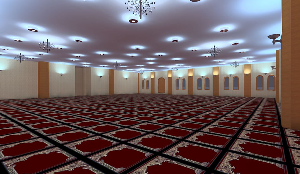 Places of Worship Lighting 6 | Lux Cal