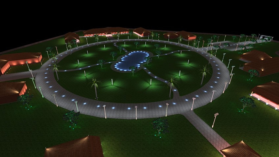 Add your tagline. & Outsourcing Lighting Design and Calculation   Parks u0026 Plaza Lighting azcodes.com