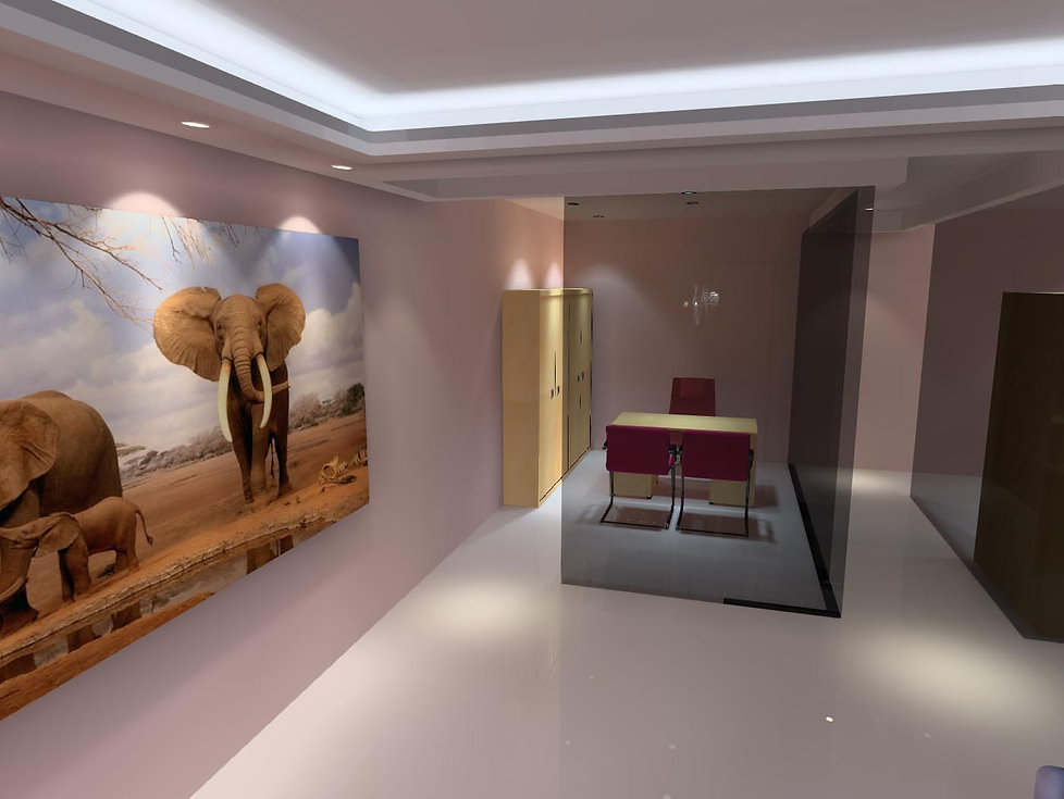 Breakout Areas Lighting | Lux Cal
