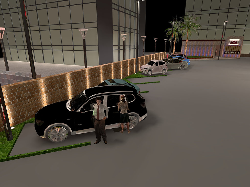 Parking and Outside Areas Lighting | Lux Cal