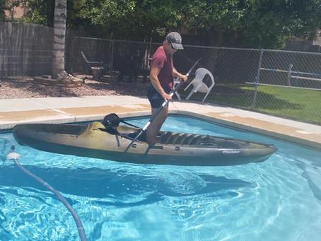 Buying and Testing a Kayak