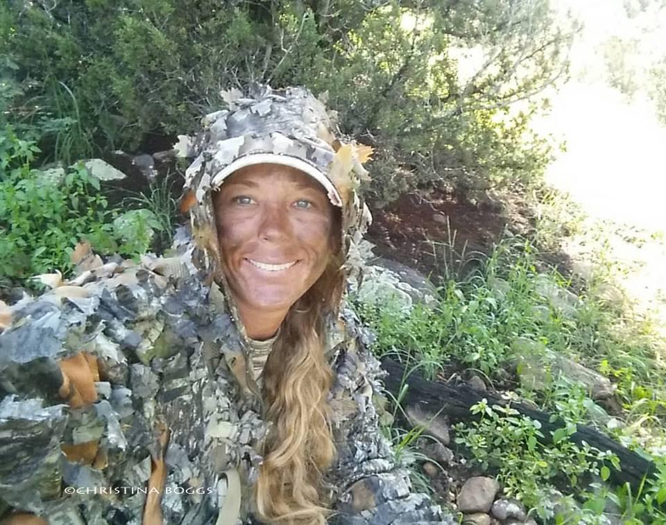christina boggs arizona hunting and fishing guide christinasazadventures