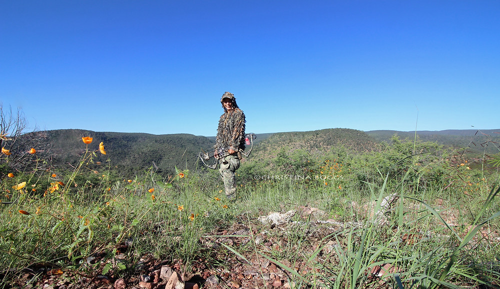 Catclaw Arizona Coues deer hunting
