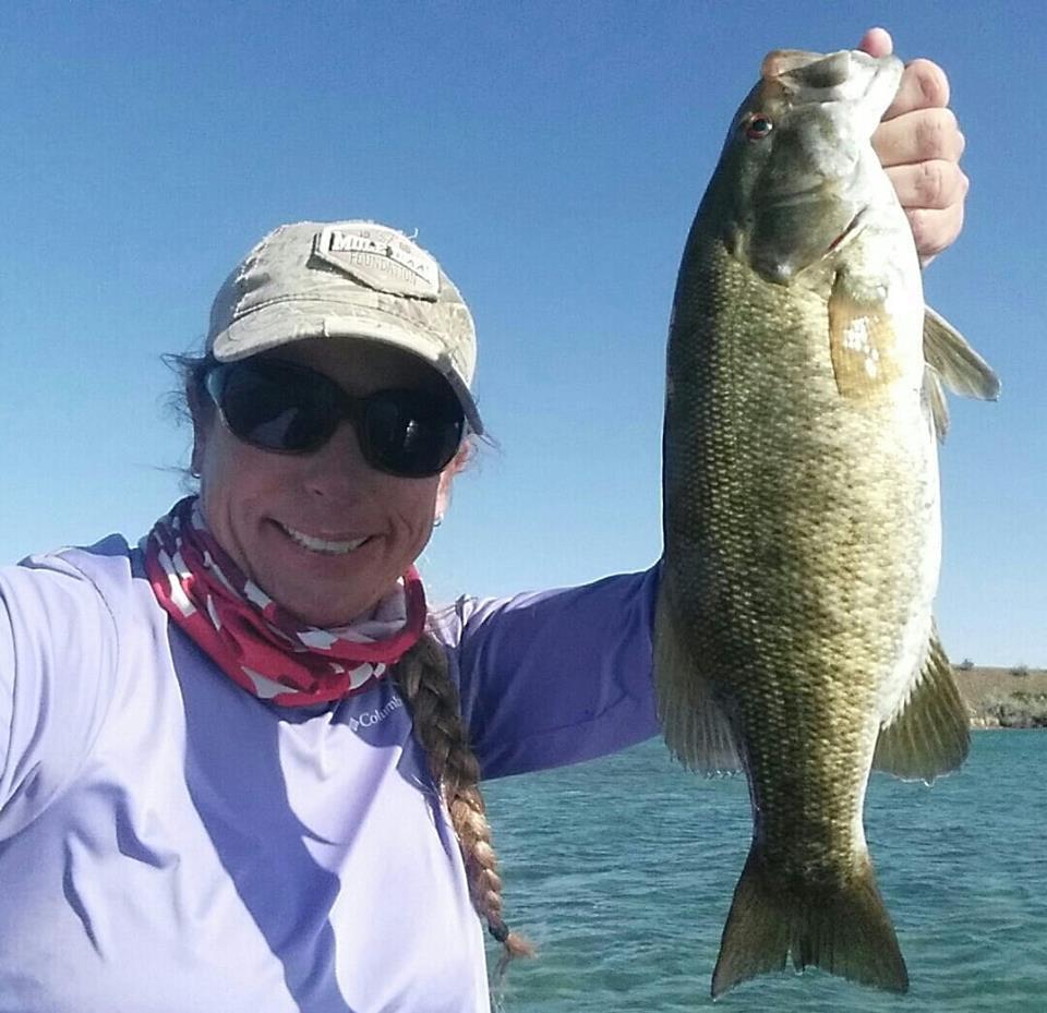 large mouth bass fishing lake havasu arizona  kayak free information